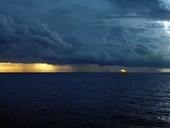 """....e la nave va verso il sole o la tempesta? -  SPC 2020/08 - 9° places - """"Weather Phenomena"""""""