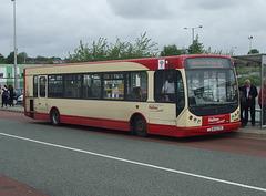 DSCF7798 Halton Borough Transport 36 (DE52 USC) in Widnes - 15 Jun 2017