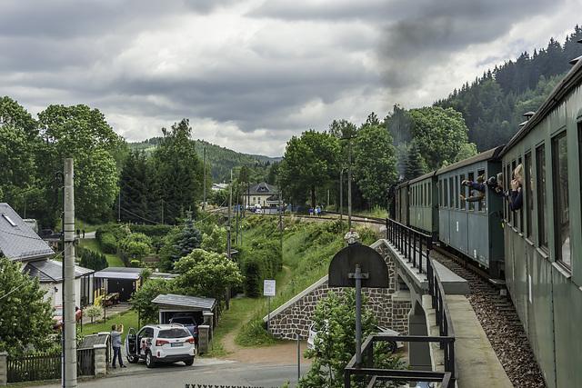 Brücke in Schmiedeberg