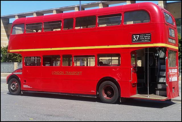 lost London bus