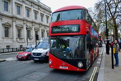 London 2018 – 2015 Wrightbus New Routemaster
