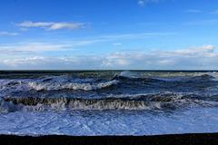 Où vont les vagues ?