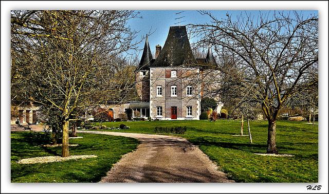 Château de Fontaine le Bourg