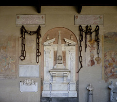 Pisa - Camposanto Monumentale