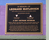 Leonard Matlovich Plaque In The Castro (1376)