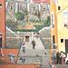 Le mur des canuts - Lyon