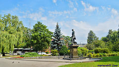 Graf von Reden Denkmal,Chorzow (Königshütte)