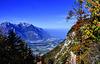 Plaine du Rhône et haut lac