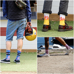 les chaussettes en folie