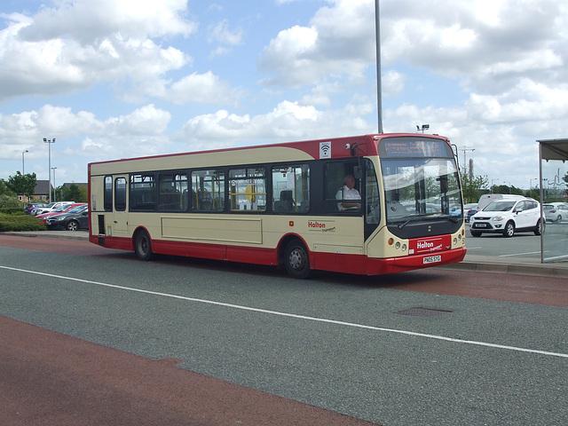 DSCF7693 Halton Borough Transport 51 (PN05 SYG) in Widnes - 15 Jun 2017