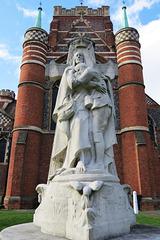 st john the evangelist, green lanes, palmers green, london