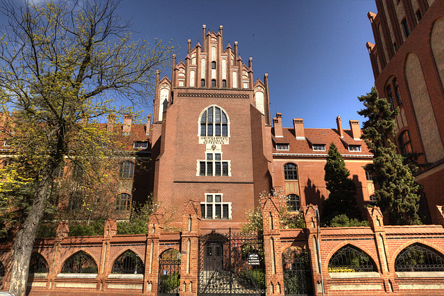 Collegium Maius Uniwersytetu Mikołaja Kopernika