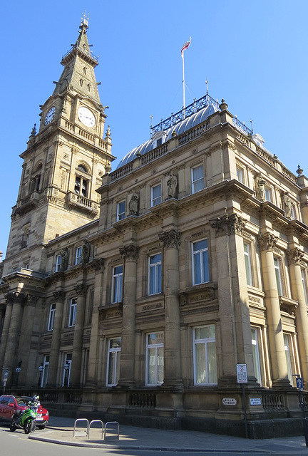 municipal buildings, dale st., liverpool