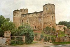 Château de St-Gervazy