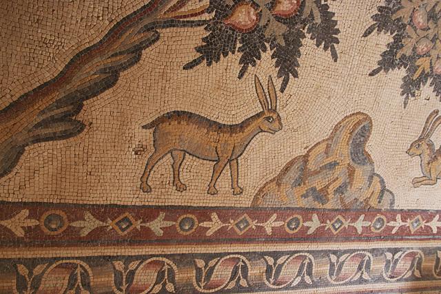 Mosaic creature