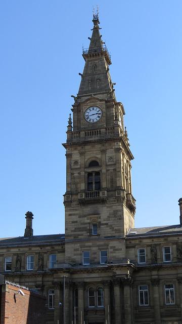 municipal buildings, dale st., liverpool