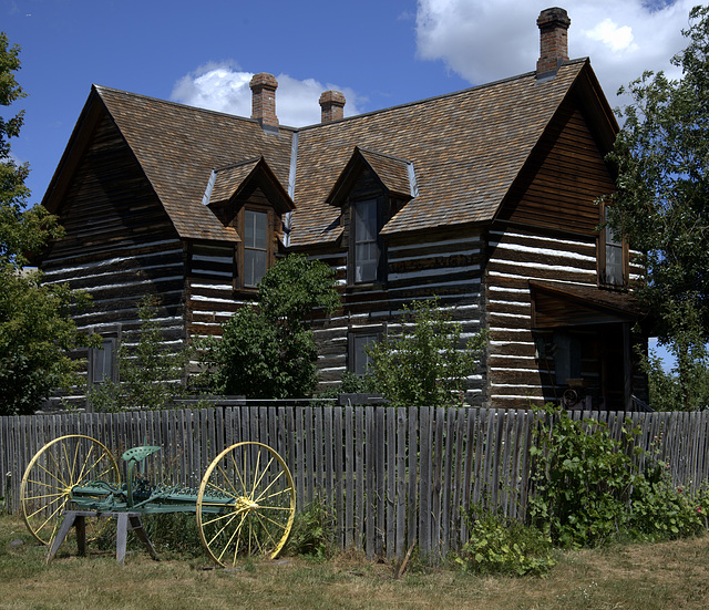 Tinsley Farm, Museum of the Rockies