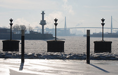 3 Of Three: Dockland in Hamburg-Altona