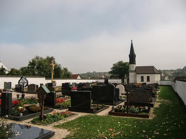 Wolfsbach, Friedhofskapelle
