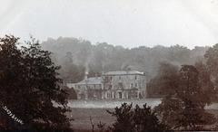 Sandybrook Hall, Offcote, Derbyshire, c1910
