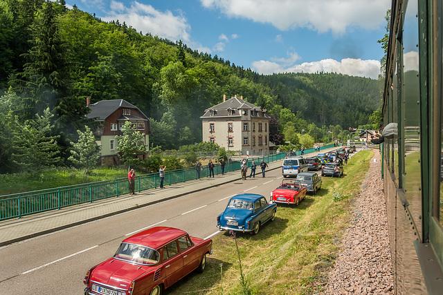 HFF - Entlang der Straße von Kipsdorf nach Schmiedeberg