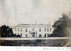 Wollescote House, Stourbridge, West Midlands 1886 (Demolished)