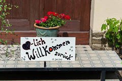 17 Juni 2017 - Herzlich Willkommen zurück - Weißeritztalbahn