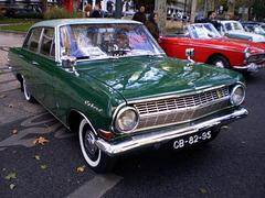 Opel Rekord (1965).