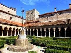 FR - Arles-sur-Tech - Abbaye Sainte Marie