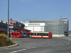 DSCF8116 Warrington bus station - 17 Jun 2017