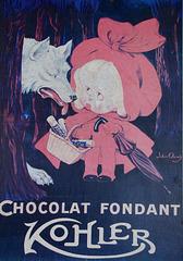 The best Way to catch a Wolf: Chocolat Fondant