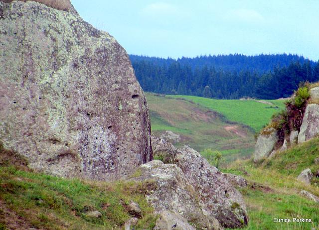 Beyond the Rocks.