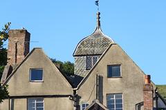 old manor house, 19 high st, axbridge, somerset