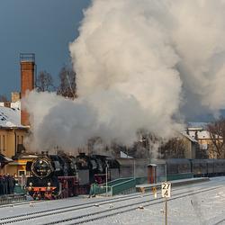 Der Dampfwolkenexpress
