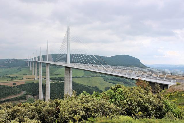 Viaduc de Millau (12) 16 mai 2015.