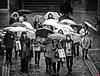 A rainy day in Heidelberg...