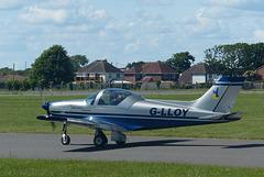G-LLOY at Solent Airport - 3 June 2018