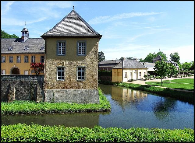 Schloss Dyck, Jüchen 042