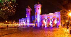 Potsdamer Lichterfest - Nauener Tor