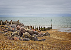 Rocks and Groyne