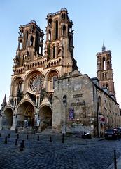 Laon - Cathédrale Notre-Dame