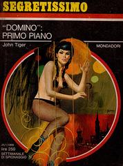 """John Tiger - """"Domino"""":primo piano"""