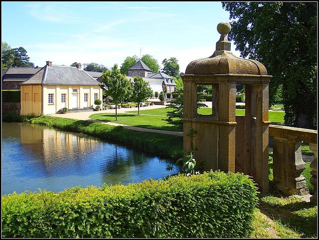 Schloss Dyck, Jüchen 044