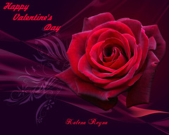 Happy Valentine's Day!! :-)