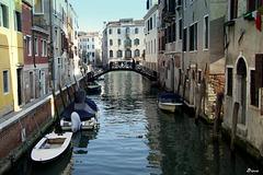 Venise, cité lacustre