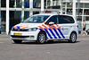 2016 Volkswagen Touran police car