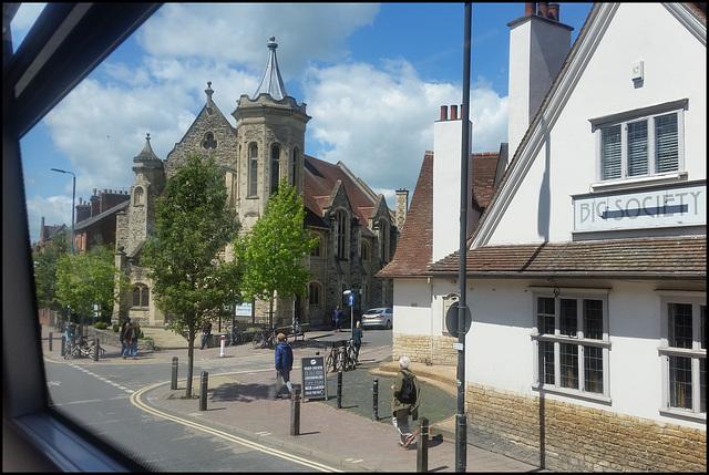 Methodist Centre and Big Society