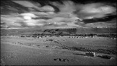 houses in the desert