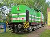 DR V100, Werklok Nr. 20 der Erfurter Bahn (EB)
