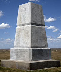 US Army Seventh Cavalry Memorial